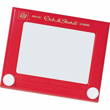 Etch A Sketch Classic in 1960's