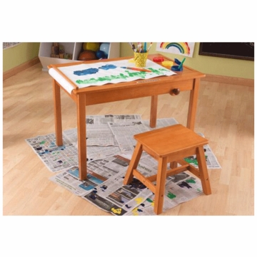 KidKraft Art Table with Stool