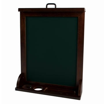 Little Partners Art Easel � Dark Cherry