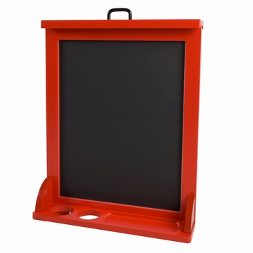 Little Partners Art Easel � Red