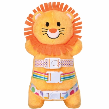 "BuckleyBoo BuckleyLion 12""- Orange"