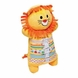 "BuckleyBoo BuckleyLion 18""- Orange"