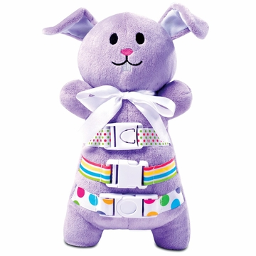 "BuckleyBoo BuckleyBunny 12""- Purple"