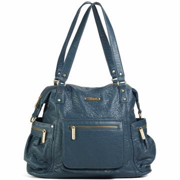 Timi & Leslie Abby Diaper Bag in Ocean Blue