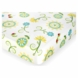 Sweet JoJo Designs Layla Crib Sheet in Floral Print