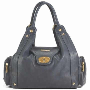 Timi & Leslie Annette Diaper Bag in Dusk Navy