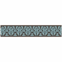 Sweet JoJo Designs Bella Turquoise Wallpaper Border