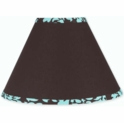 Sweet JoJo Designs Bella Turquoise Lamp Shade