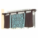 Sweet JoJo Designs Bella Turquoise Window Valance