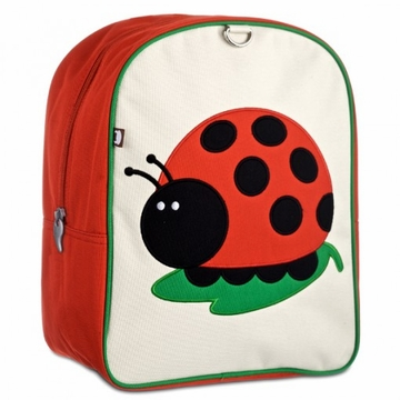 Beatrix New York Little Kid Backpack - Juju (Ladybug)