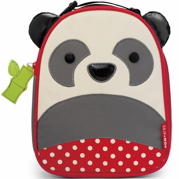 Skip Hop Zoo Lunchies Insulated Lunch Bag - Panda