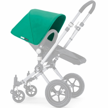 Bugaboo Cameleon Tailored Fabric Set - Jade Green