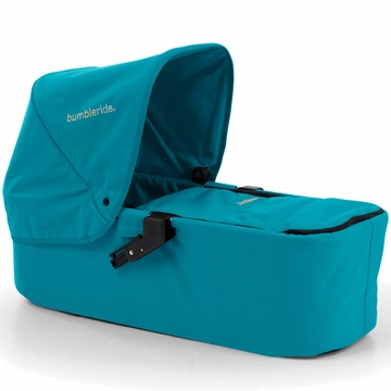 Bumbleride Indie Single Carrycot in Aquamarine