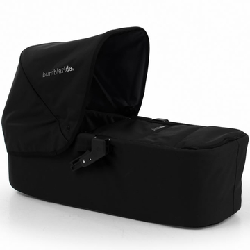 Bumbleride Indie Single Carrycot in Jet Black