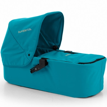 Bumbleride Indie Twin Carrycot in Aquamarine