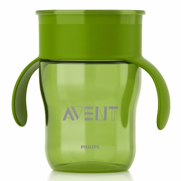 Avent All-Around Natural Cup 9-oz 1-pack Green