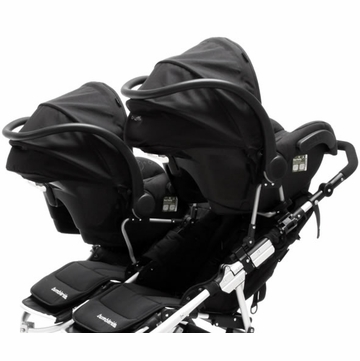 Bumbleride 2013 Indie Twin Maxi Cosi/Cybex Lower Adapter