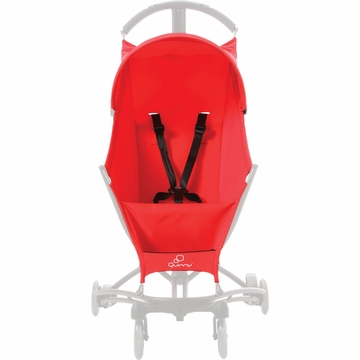 Quinny Yezz Stroller Cover - Red Signal