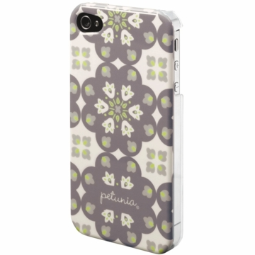Petunia Pickle Bottom Adorn iPhone Case Misted Marseille