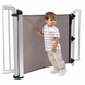 Lascal KiddyGuard Avant Child Safety Gate In Black Mesh