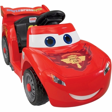 Fisher-Price Power Wheels Lil' Lightning McQueen