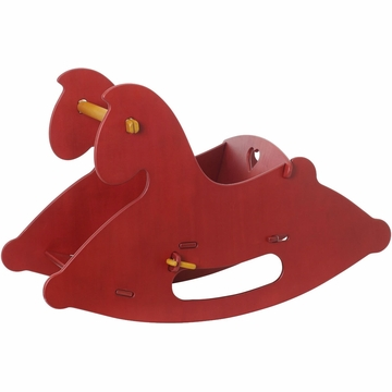 HABA Moover Rocking Horse - Red
