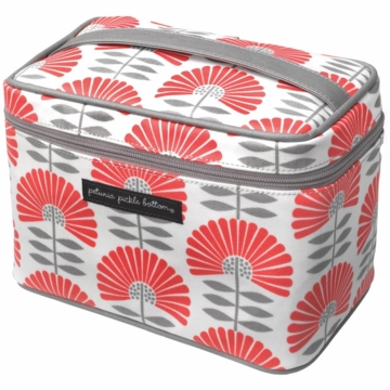 Petunia Pickle Bottom Travel Train Case Delightful Dubrovnik