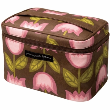 Petunia Pickle Bottom Travel Train Case Heavenly Holland