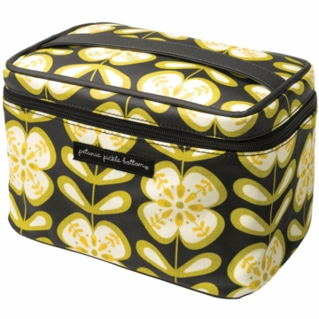 Petunia Pickle Bottom Travel Train Case Lively La Paz