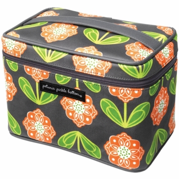 Petunia Pickle Bottom Travel Train Case Santiago Sunset