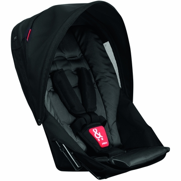 Phil & Teds Navigator Double Kit - Black