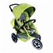 Phil & Teds Explorer Buggy Stroller with Double Kit - All Apple