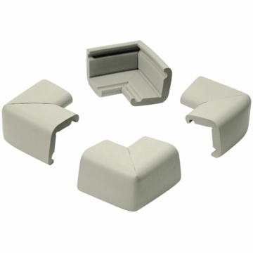 Prince Lionheart Jumbo Cushion Corner Guards in Neutral