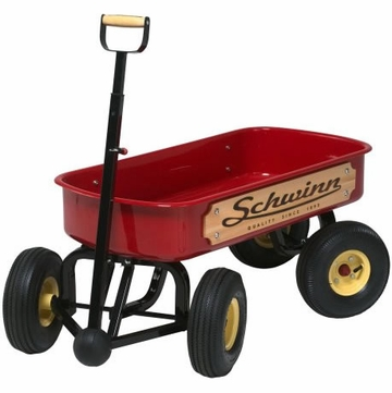 Schwinn Wagon Quad Steer 4X4 Red