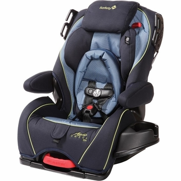 Safety 1st CC061 Alpha Omega Elite Convertible Car Seat - Sea Side Bay