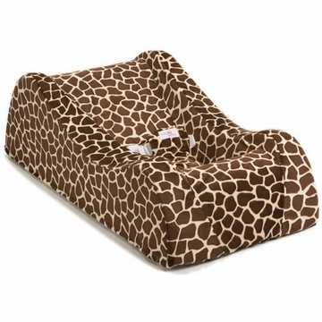 Nap Nanny Chill Portable Recliner in Giraffe