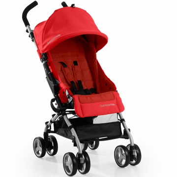 Bumbleride Flite Stroller in Cayenne Red