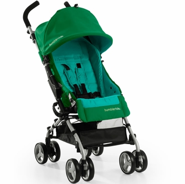 Bumbleride Flite Stroller in Green Papyrus