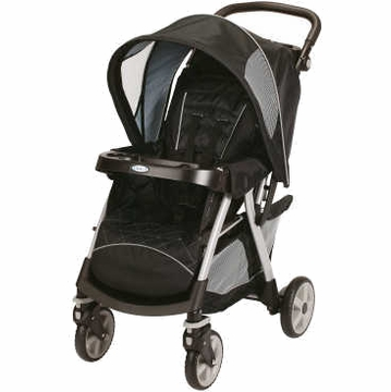 Graco Urban Lite Click Connect - Black Magic