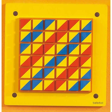 Hape Patterns Wall Panel