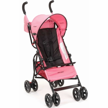 The First Years Jet Stroller - Pop of Pink
