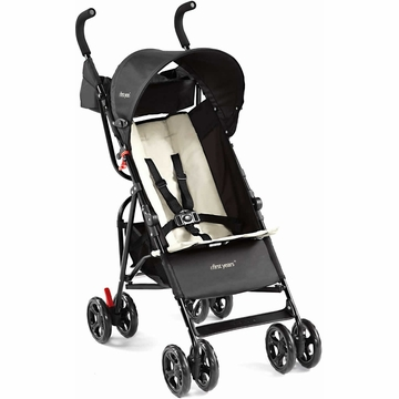 The First Years Jet Stroller - Naturalization (Black / Khaki)