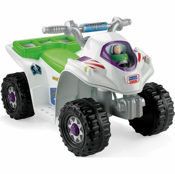 Fisher-Price Toy Story 3 Lil Quad