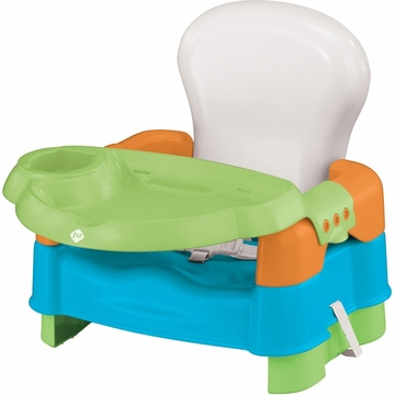 Safety 1st Sit Snack & Go Convertible Booster Seat - Brights