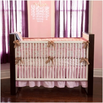 Caden Lane Ava 4 Piece Crib Bedding Set