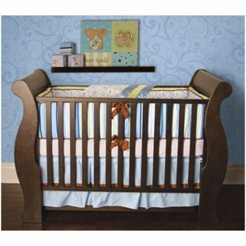Caden Lane Cade 4 Piece Crib Bedding Set