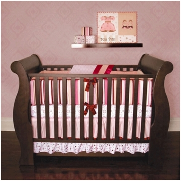Caden Lane Cassie 4 Piece Crib Bedding Set