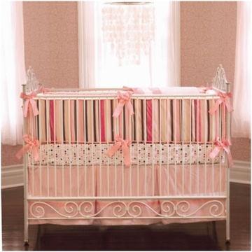 Caden Lane Ella 4 Piece Crib Bedding Set