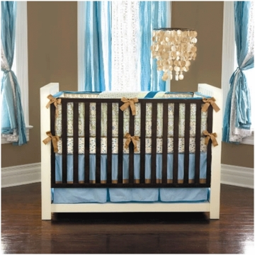 Caden Lane Hayden 4 Piece Crib Bedding Set