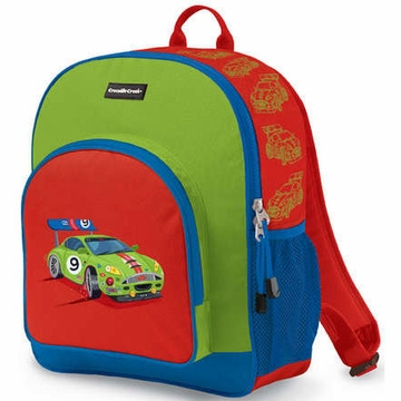 Crocodile Creek Backpack - Racecar